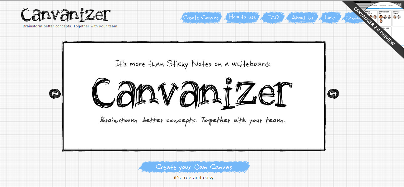 Canvaniser